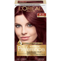 L'Oreal Superior Preference - 4R Dark Auburn (Warmer) 1 Each [071249253052]