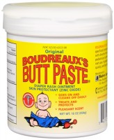 Boudreaux's Butt Paste 16 oz [362103333066]