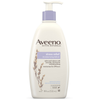 AVEENO Active Naturals Stress Relief Moisturizing Lotion 18 oz [381370015314]
