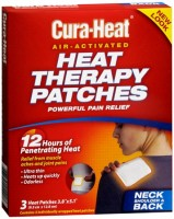 Cura-Heat Heat Packs 3 Each [667560011008]