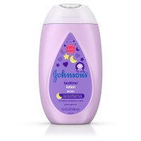 Johnson's Bedtime Baby Lotion with NaturalCalm Essences, Hypoallergenic & Paraben Free 13.6 oz [381371174614]