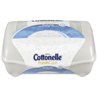 Cottonelle Fresh Care Flushable Cleansing Cloths 42 ea [036000724424]