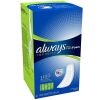 Always Infinity Heavy Flow Pads 32 ea [037000272687]