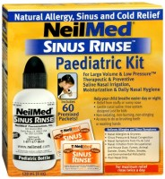 NeilMed Sinus Rinse Kit Pediatric 1 Each [705928003002]