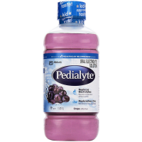 Pedialyte Oral Electrolyte Maintenance Solution, Grape 33.80 oz [070074802404]