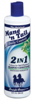 Mane'n Tail Daily Control 2-in-1 Anti-Dandruff Shampoo & Conditioner, 12 oz [071409544419]