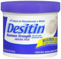 DESITIN Maximum Strength Original Paste 16 oz [074300000657]