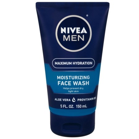 NIVEA FOR MEN Original Moisturizing Face Wash 5 oz [072140813529]