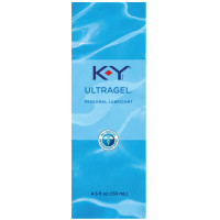 K-Y UltraGel Personal Water Based Lubricant, 4.5 Oz [067981087376]