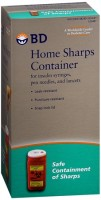 BD Home Sharps Container 1 Each [382903234875]