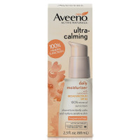 AVEENO Ultra-Calming Daily Fragrance-Free Moisturizer SPF 30 2.3 oz [381371163052]