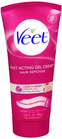VEET Hair Removal Gel Cream Suprem Essence 6.78 oz [062200825043]
