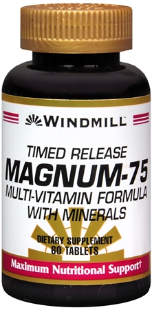 Windmill Magnum-75 Tablets Sustained Release 60 Tablets [035046012120]