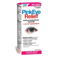 The Relief Products Pink Eye Relief Homeopathic Sterile Eye Drops 0.33 oz [858961001136]