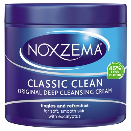 Noxzema Classic Clean Cream Original Deep Cleansing 12 oz [087300560106]