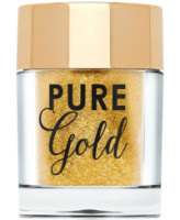 Too Faced Pure Gold Face & Body Glitter .07 oz [651986220199]