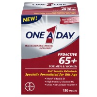 One A Day Proactive 65+ Multivitamin/Multi-Mineral Tablets 150 ea [016500561644]