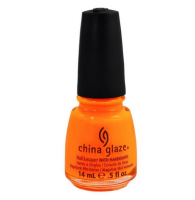 China Glaze Nail Polish, Sun Worshiper, 0.5 oz [019965809474]