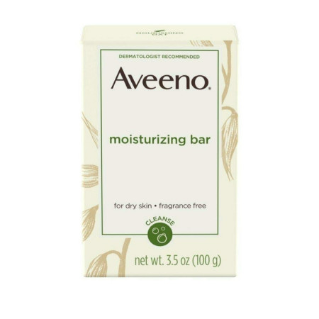 AVEENO Naturals Moisturizing Bar for Dry Skin 3.50 oz [381370036234]