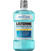 Listerine Ultraclean Antiseptic Arctic Mint  1.8 oz [312547422604]