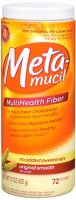 Metamucil Smooth Texture Sugar-Free Regular 72 Each [037000741183]