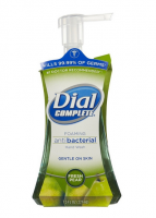 Dial Complete Foaming Antibacterial Hand Wash, Fresh Pear 7.5 oz [017000029344]