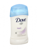 Dove Anti-Perspirant Deodorant Invisible Solid Fresh 1.60 oz [079400500908]