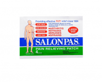 Salonpas Patches Large 4 Each [346581202045]