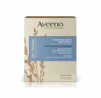 AVEENO Active Naturals Soothing Bath Treatment Packets 8 Each [381370036401]