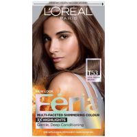 L'Oreal Paris Feria Multi-Faceted Shimmering Color, Cool Medium Brown [T53] 1 ea [071249155295]