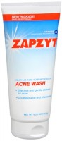 ZAPZYT Acne Wash 6.25 oz [010768000709]