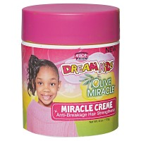 African Pride Dream Kids Olive Miracle Creme 6 oz [802535476073]