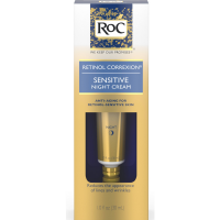 RoC Retinol Correxion Anti-Aging Sensitive Skin Night Cream 1 oz [381371089796]