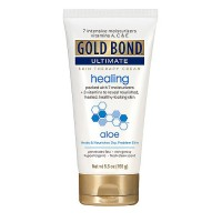 Gold Bond Ultimate Healing Skin Therapy Cream, Aloe 5.50 oz [041167066201]