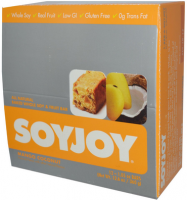 SOYJOY Fruit & Soy Bar Mango Coconut 1.06 oz (Pack of 12) [031604000424]