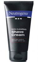 Neutrogena Men Skin Clearing Shave Cream 5.10 oz [070501020258]