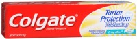 Colgate Tartar Protection Whitening Toothpaste, Crisp Mint 4.60 oz [035000571069]