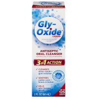 Gly-Oxide Liquid Antiseptic Oral Cleanser 2 oz [042037104764]