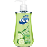 Dial Hand Soap with Moisturizer, Cucumber & Mint 7.50 oz [017000159577]