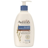 AVEENO Active Naturals Skin Relief Gentle Lotion, Nourishing Coconut 12 oz [381371163274]