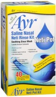 Ayr Saline Nasal Neti Pot Kit 1 Each [302250710198]