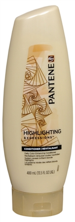 Pantene Pro-V Highlighting Expressions Conditioner For Blonde Highlights 13.50 oz [080878023325]