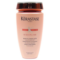 Kerastase Discipline Bain Fluidealiste Smooth-in-Motion Shampoo for Unisex 8.5 oz [3474630647411]