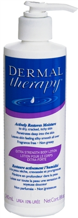 Dermal Therapy Body Lotion Extra Strength 8 oz [301935168019]