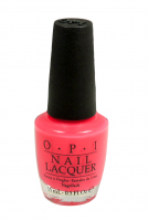 OPI  Nail Lacquer, Brights Charged Up Cherry, 0.5 oz [094100005928]