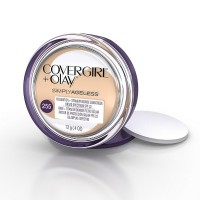 CoverGirl & Olay Simply Ageless Foundation, Soft Honey [255] 0.40 oz [008100007899]