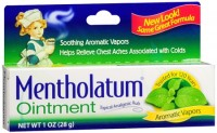 Mentholatum Aromatic Ointment 1 oz Tube [310742000139]
