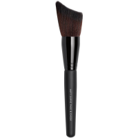 BareMinerals Soft Curve Face & Check Brush 1 ea [098132427741]