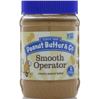 Peanut Butter & Co. Peanut Butter, Smooth Operator 16 oz [851087000014]