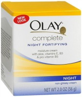 OLAY Complete Night Fortifying Cream 2 oz [075609020926]